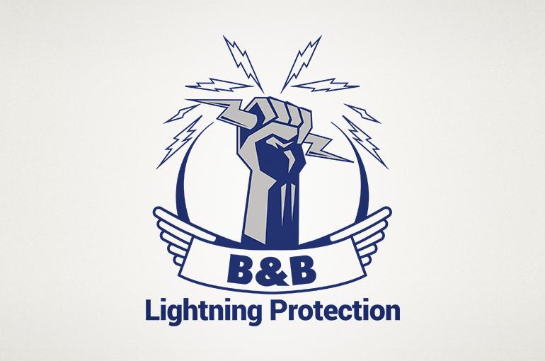 B Lighting Protection Logo