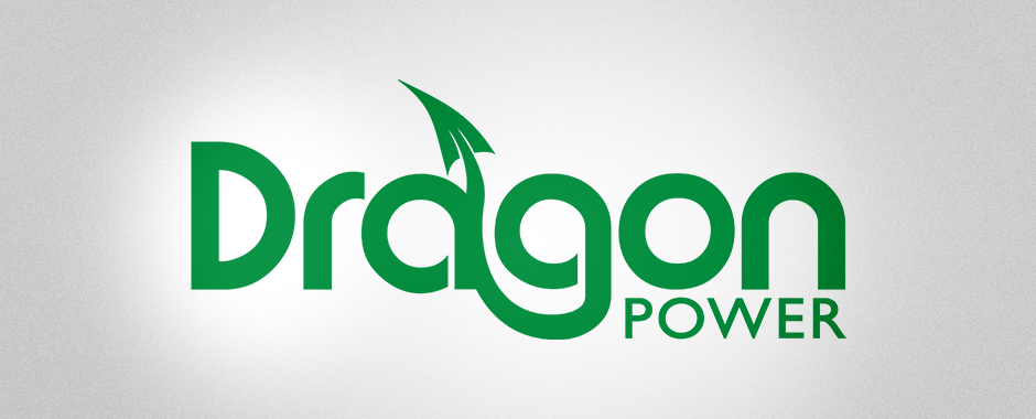 Dragon Power - Logo Design