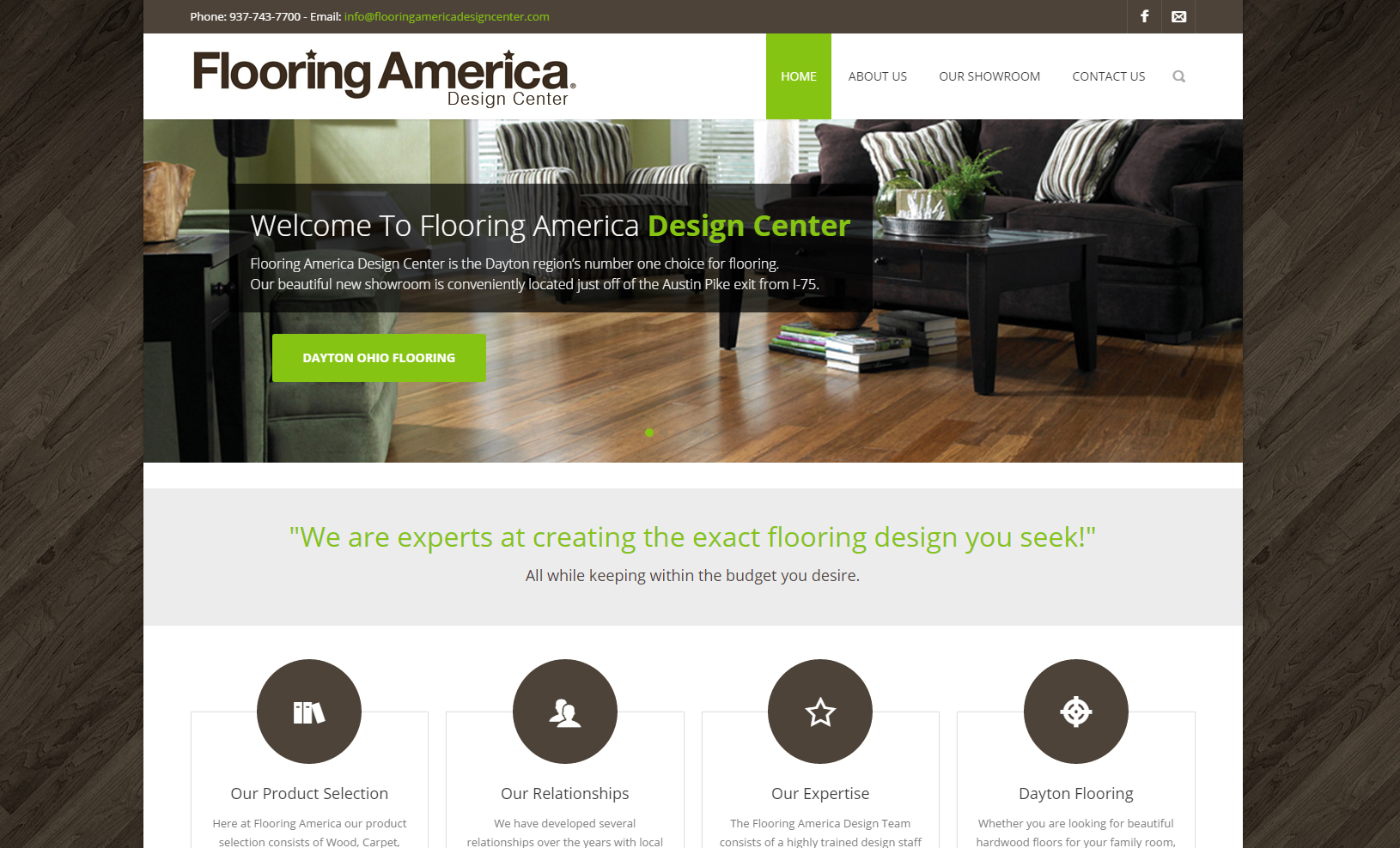 Flooring america locations meze blog for Big bob s carpet